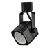 GU10 LED Track Lighting Fixture 50155 in Black Side View