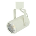 Cylinder LED Track Lighting Fixture 60093-20W - 60093-20W-HT-WH