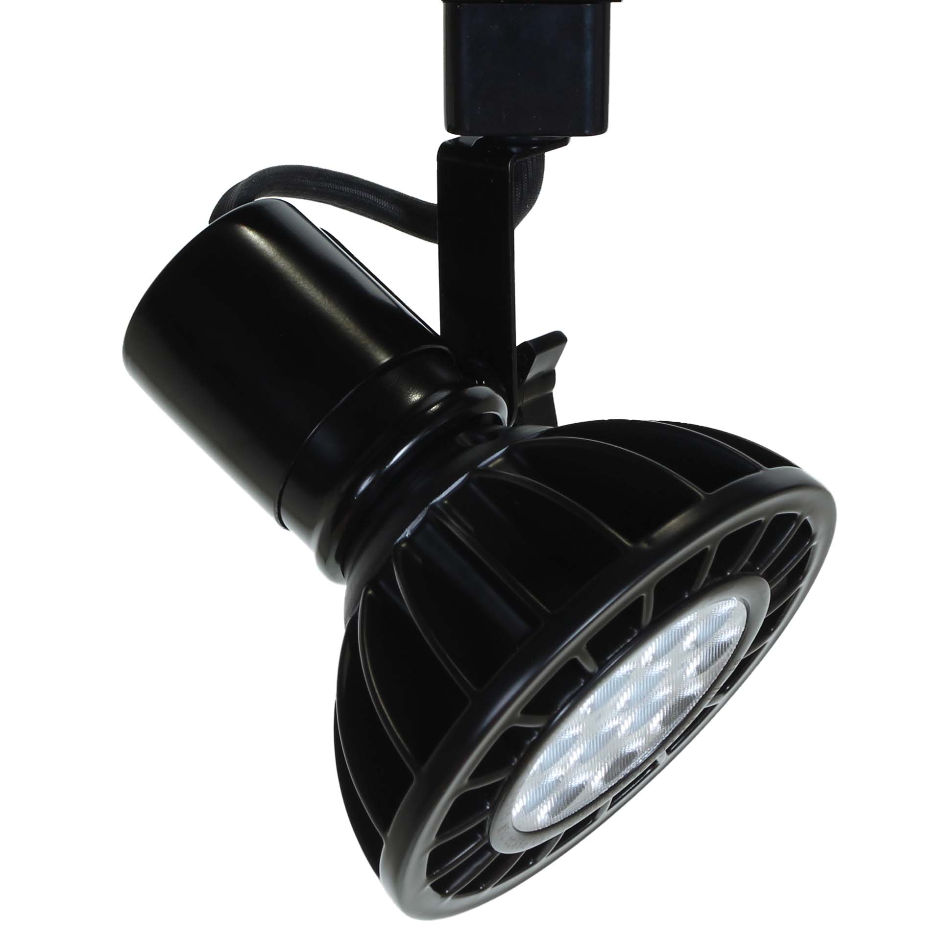 Led Par38 Track Lighting Light In Black