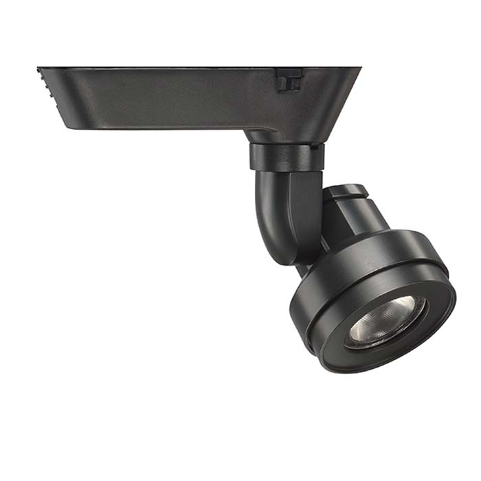 Juno Trac-Master Cylindra T252L LED Trac Lighting Black
