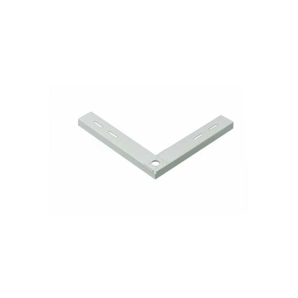 L shaped Track Joint Bracket for suspended track applicaton 50117