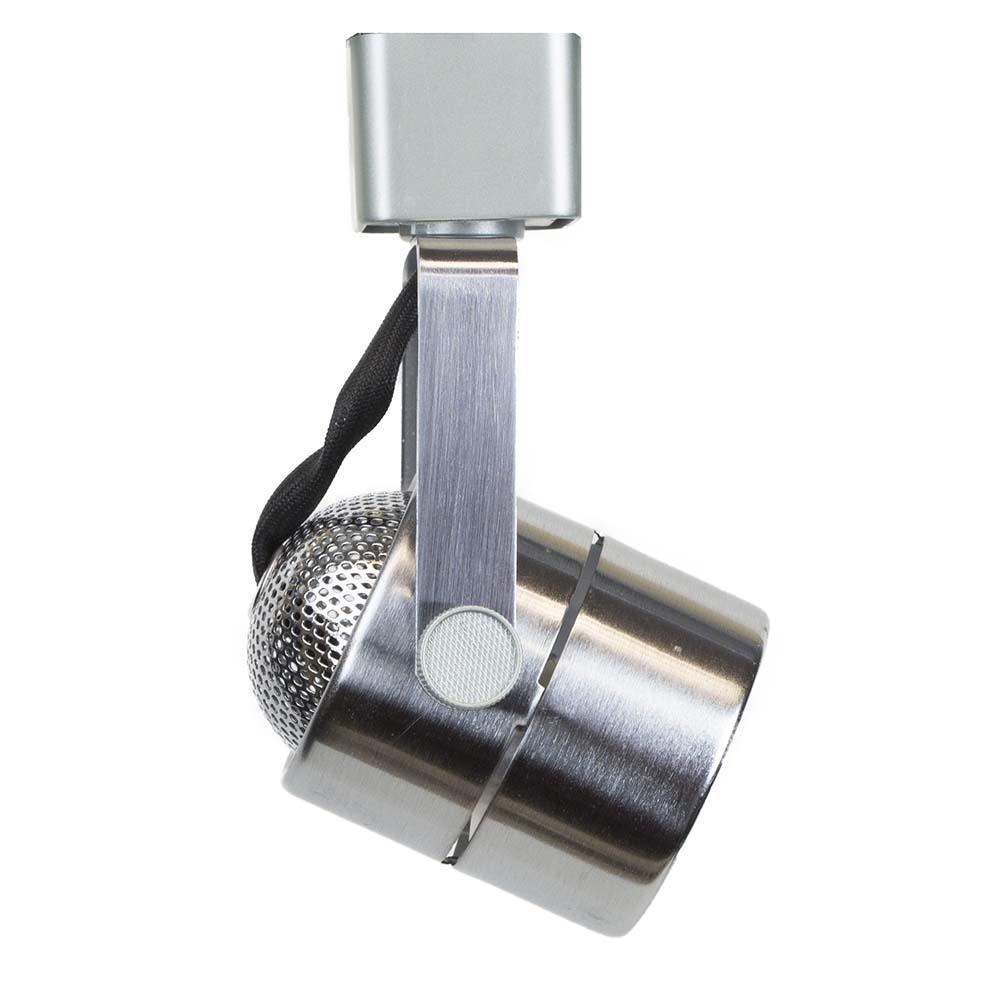 Led Track Lighting Components: LED Track Lighting Cylinder Fixture 7.5W 50163LED-BS