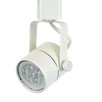 Led Track Lighting Cylinder Fixture 7 5w 50163led Wh