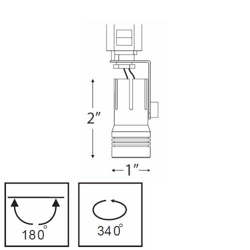 discount led track lighting kits led light bulb in stock fast rh direct lighting com track lighting parts diagram Flexible Track Lighting