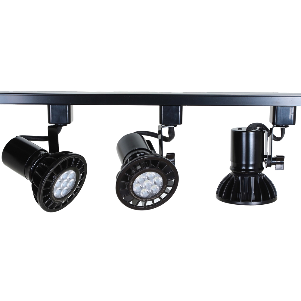 Led Track Lighting Kits Par38 Systems Ht 50047 Universal Head Spot Lights Direct 888 628 8166