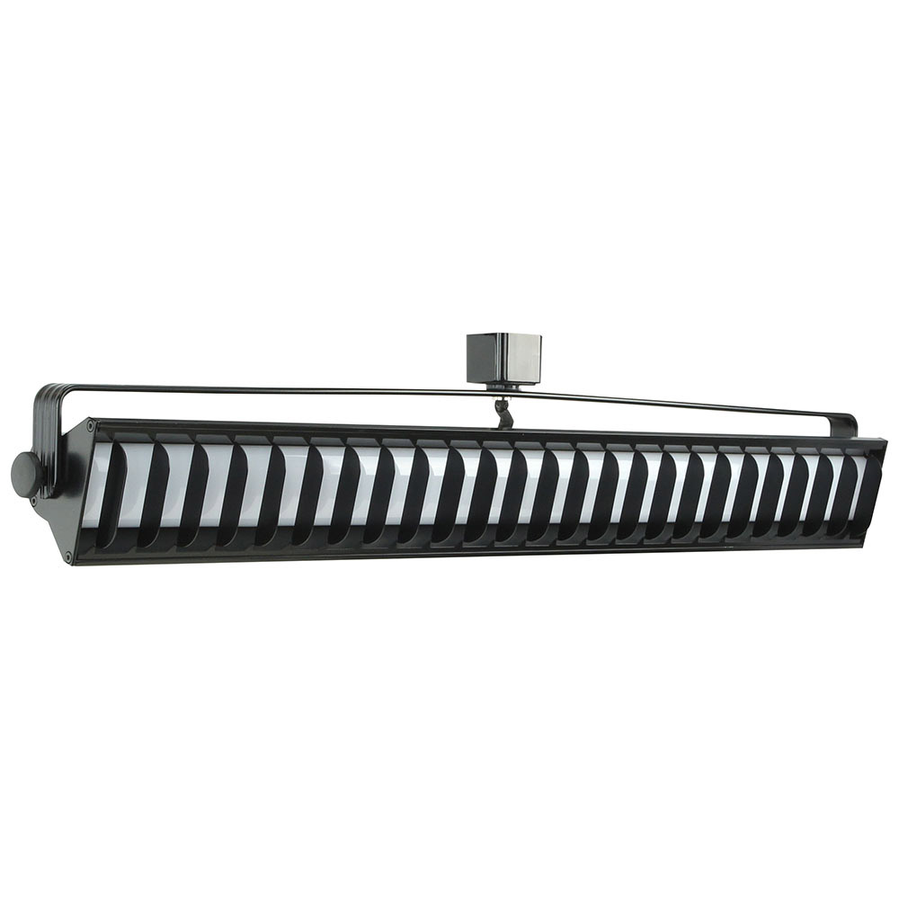 "26"" 55W LED Wall Washer Track Lighting Black Finished Direct-Lighting 60092-BK"