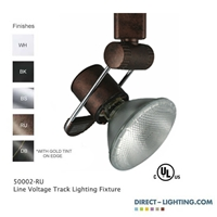 Line Voltage Track Lighting 50002
