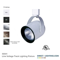 Line Voltage Track Lighting Fixture 50041