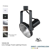 Line Voltage Track Lighting Fixture 50046