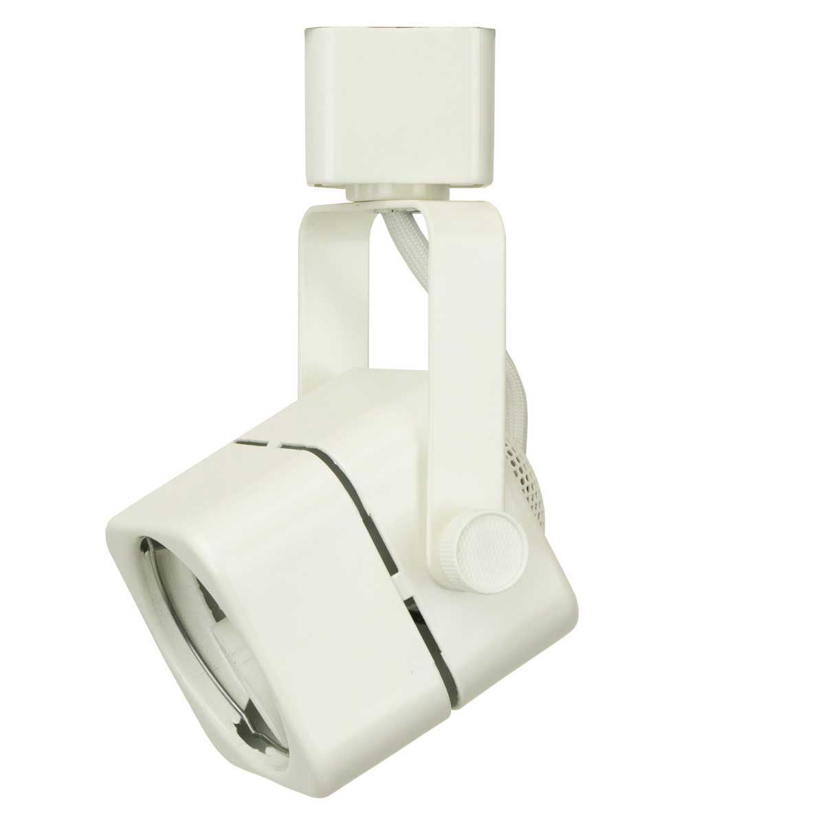 GU10 50W 120V Track Lighting Fixture 50155-WH White