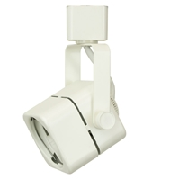 GU10 Track Lighting 50155 White Side View