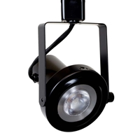 PAR30 Gimbal Ring Track Lighting Fixture 50160 Front View