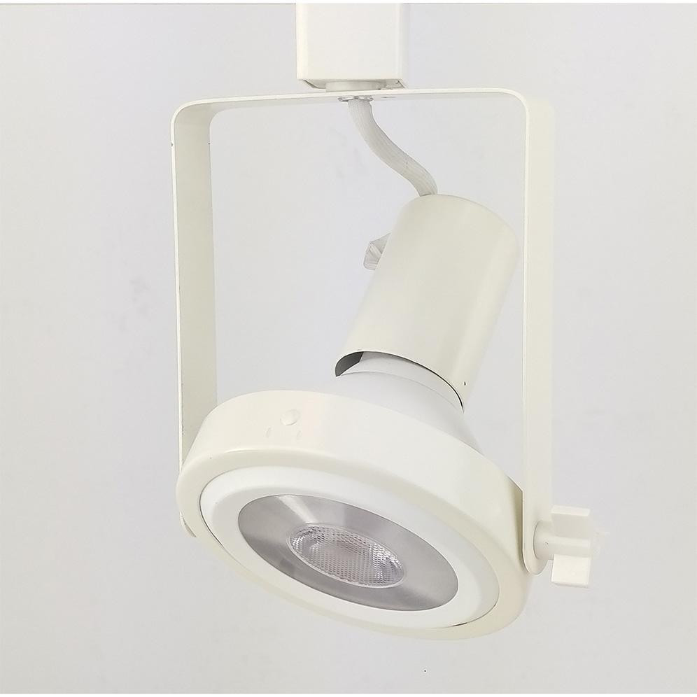 Line Voltage Track Lighting Fixture 50160 Ht Wh