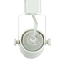 Line Voltage Track Lighting Fixture 50163 - 50163-BK-HT