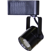 75W 12V MR16 Track Lighting Fixture Black 50010-75W
