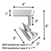 Low Voltage Track Lighting Fixture 50038