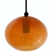 Mini Pendant Lighting DPN-28-6-ORGCB - DPN-28-6-ORGCB-DCP-84-DB