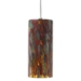 Mini Pendant Lighting DPN-34-6-REDSP - DPN-34-6-REDSP-DCP-84-BS