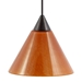 Mini Pendant Lighting DPNL-25-6-AM - DPNL-25-6-AM-DCPL-85-RU + BO-78