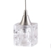 Mini Pendant Lighting DPNL-35-6-CLEAR - DPNL-35-6-CLEAR-DCPL-85-BS + BO-78