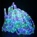 Multi Color Led Rope Lights 50ft Rlwl 50 Mt Direct Lighting Com