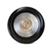 PAR38 LED Light Bulb 18W 4000K Cool White - Black Finish  - LB-3002-BK-4K