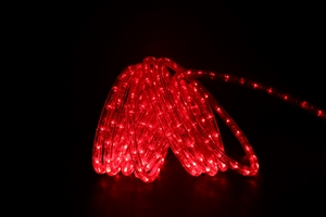 Red Rope Lights LED 24