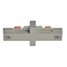 Trac-Master One Circuit Miniature Straight Connector - T23-WH