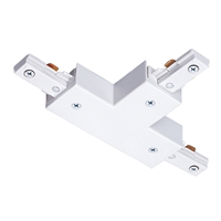 Trac-Master One Circuit T Connector  Juno Lighting, Trac-Master T Connector, Trac light, Track Lighting, T25