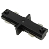 H System Single Circuit Straight Connector 50095 Black
