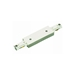 Track Lighting Straight Connector with Power Entry 50092 - 50092-HT-WH