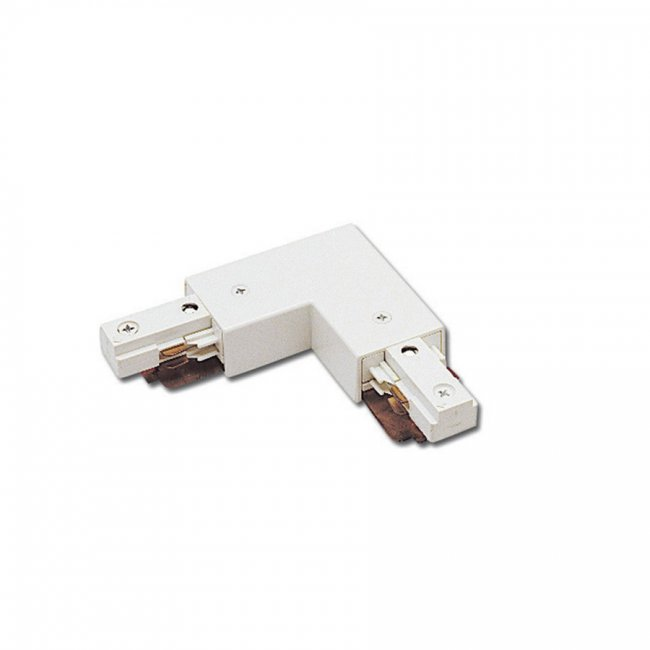 WAC Lighting Two Circuit L Connector - Left