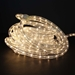 Warm White LED Rope Light 50ft - RLWL-50-WW (3000K) - RLWL-50-WW-3000K