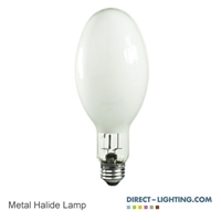 Pluse Start Metal Halide Lamp 400W 1025 Metal Halide Lamp, 400W Metal Halide Lamp, HID Lamps, ANSI M59/E, Plusrite 1025