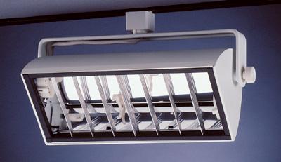 Compact Fluorescent Track Lighting 50076