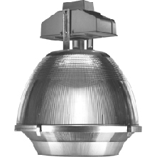 HB22400AC-LB HighBay, Aluminum, 400W, Metal Halide Fixture, Commerical Lighting, Enclosed