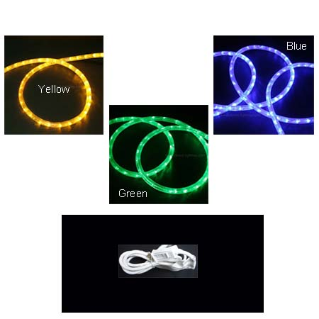 Led rope lights custom length direct lighting led rope light custom length aloadofball