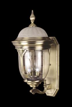 Outdoor Lantern OL-132WU-AB Outdoor Lantern, Discount Wall Lamp
